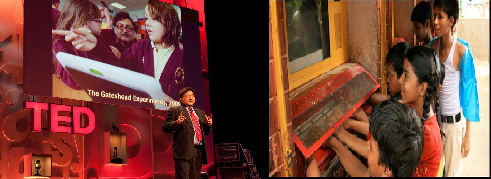 Sugata-Mitra-aprendizaje