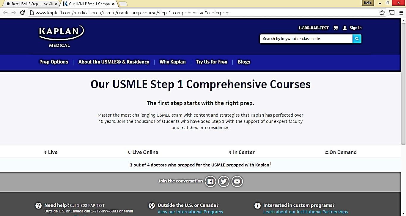 Recursos y estrategias de preparación para el USMLE Step 1 – Espacio ...